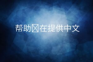 myFitment-Help-now-available-in-Chinese