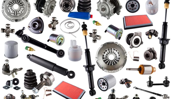 What Are the Most Popular Auto Parts Sold Online?