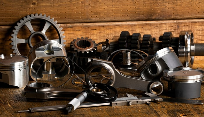 How Can I Avoid Fake Motorcycle Parts?