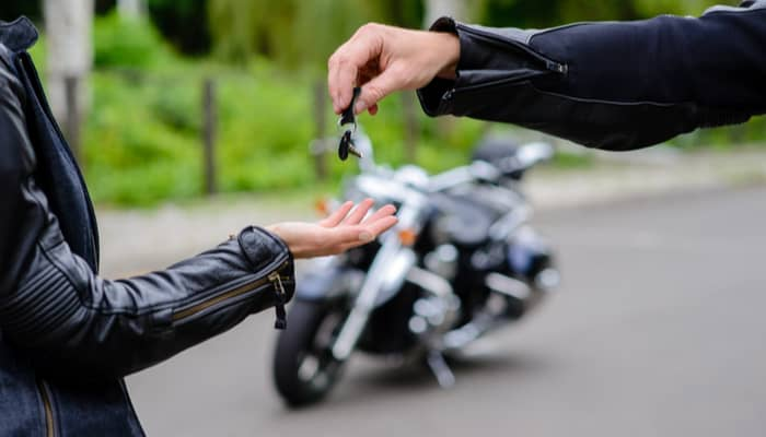 What Should I Do Before Selling Motorcycle Parts?